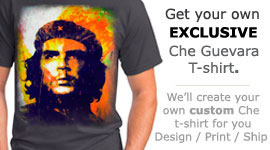 Che Guevara Wholeslae exclusive T-shirt design